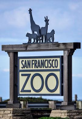 San Francisco Zoo - Tickets & Hours